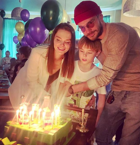 Фото №1 - «Знакомьтесь, Гриша»: на кого похож младший сын Максима Матвеева и Лизы Боярской