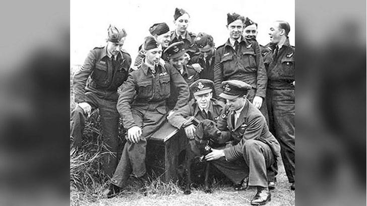 Фото №4 - Операция «Порка»: как британцы бомбили дамбы Третьего рейха «прыгающими» бомбами