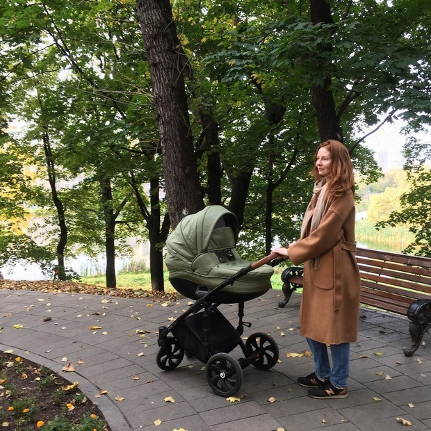 Фото №3 - Дочь Жени Белоусова показала его первого внука