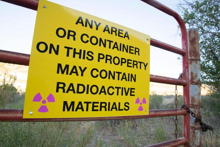 Фото №1 - Ученые предложили очищать воду от урана при помощи графена