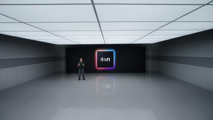 Фото №1 - Apple представила первые компьютеры на процессорах собственной разработки