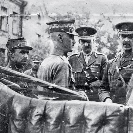 Фото №4 - Калека-вояка. Бравая биография генерала Адриана Картона де Виарта