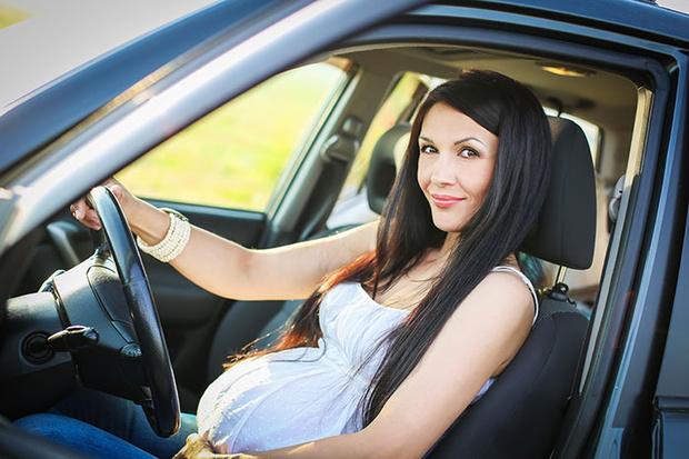 Фото №1 - Будущая мама: водитель или пассажир?