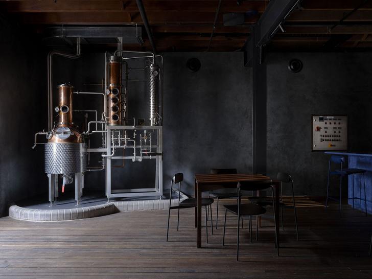 Фото №1 - Бар-магазин Four Pillars Gin Laboratory в Сиднее