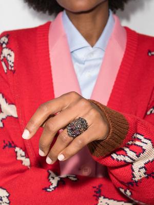 Фото №4 - Коктейльные кольца: самый яркий ювелирный тренд сезона