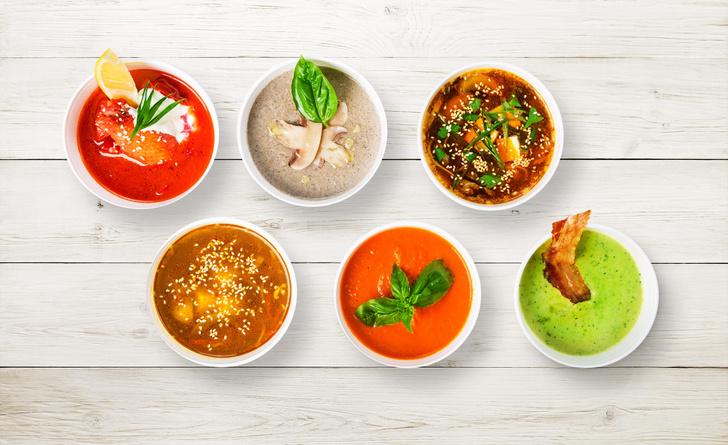 Можно в пост: 5 пошаговых рецептов необычных крем-супов