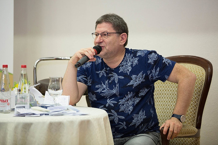 Психолог Михаил Лабковский, фото