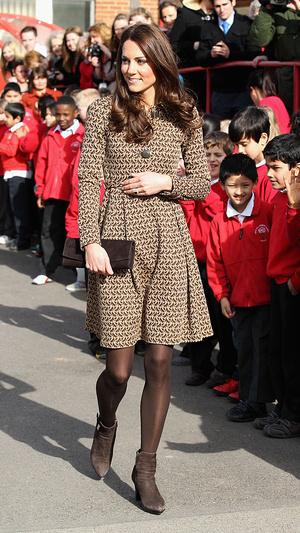 Фото №5 - Самые забавные школьные прозвища Кейт и Пиппы Миддлтон
