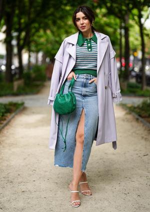 Фото №5 - С чем носить юбки макси: 7 универсальных сочетаний на любой случай