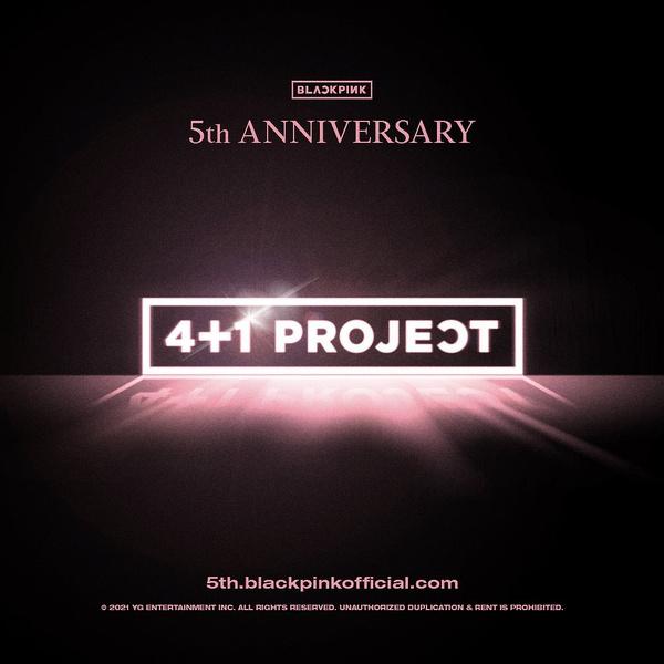 Фото №1 - BLACKPINK готовят особый проект к пятилетию группы