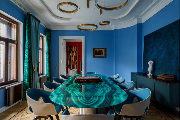 Фото №2 - Офис юридической фирмы в особняке XIX века в Москве