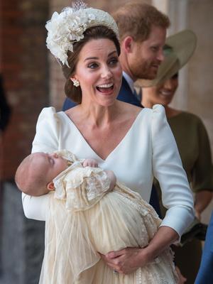 Фото №22 - Общий гардероб: 10 раз, когда Джордж, Шарлотта и Луи носили одежду друг друга