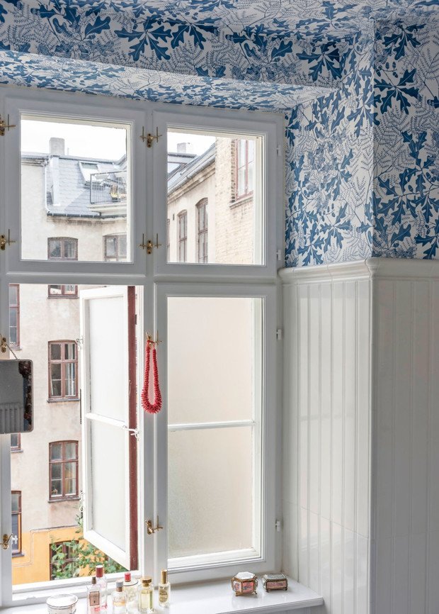 Фото №8 - Квартира модельера Бритт Сиссек в Копенгагене