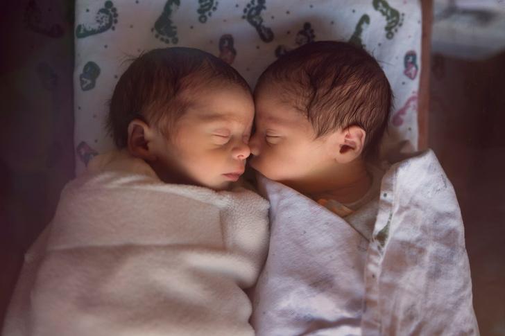 беременность двойней особенности