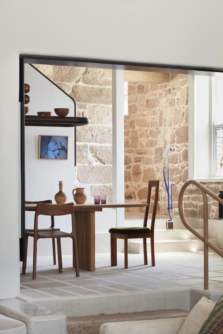 Фото №10 - Квартира в старом доме в Сиднее в эклектичном стиле