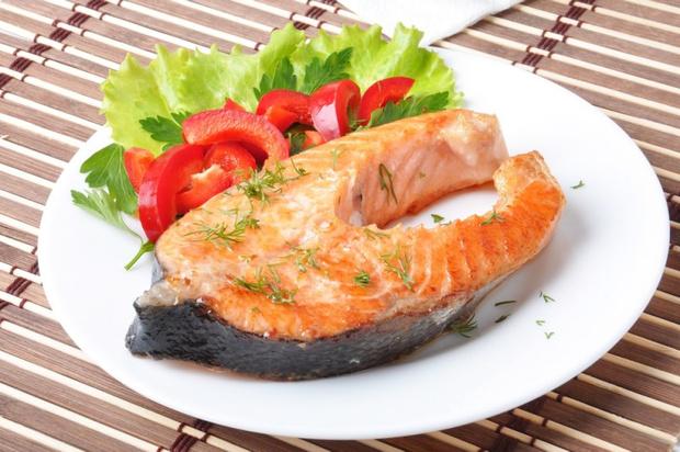 Как запекать стейк лосося в духовке