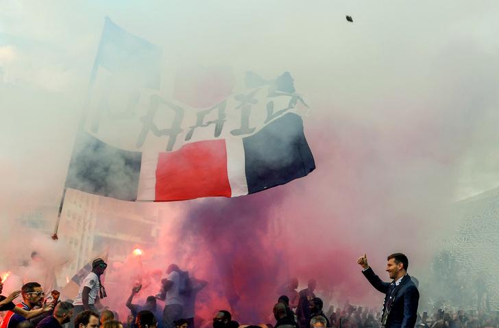 Фото №1 - Париж стоит Месси