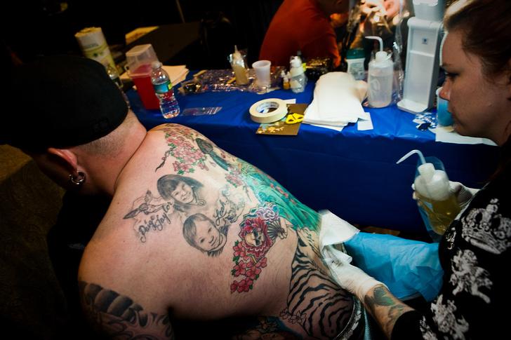Фото №4 - 4 вида татуировок, которые считают позорными сами татуировщики