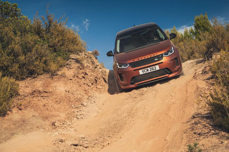 Фото №7 - Шесть удивительных фактов об автомобилях Land Rover