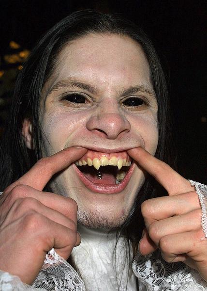 К чему снятся вампиры