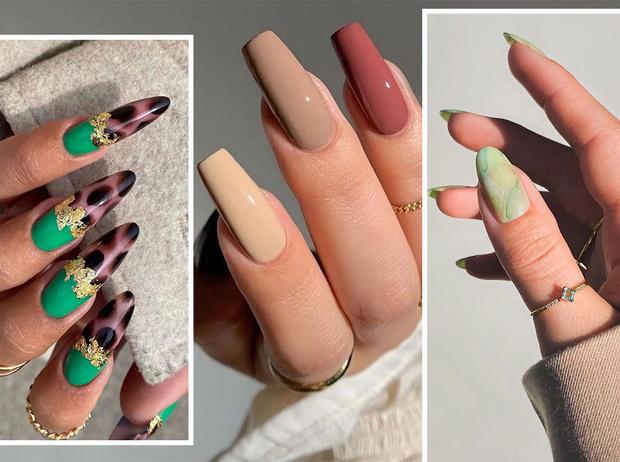 Фото №1 - Маникюр для длинных ногтей: 15 идей на любой случай
