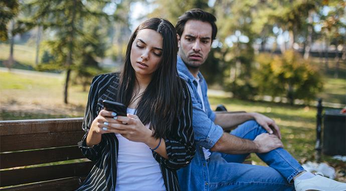Ревность мужская и женская