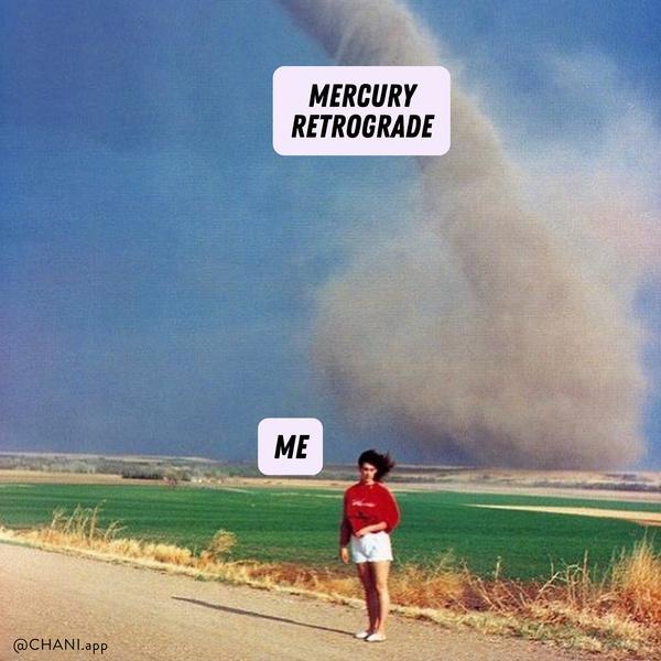 Фото №3 - Ретроградный Меркурий в самых смешных картинках, гифках и мемах