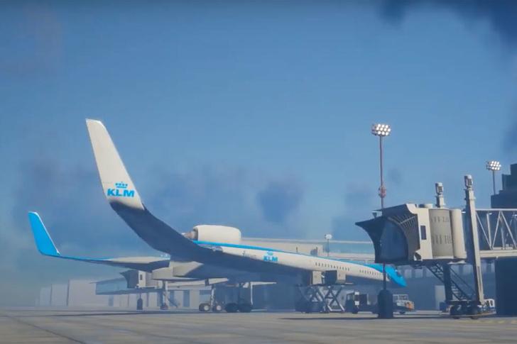 Фото №5 - Самолет с местами для пассажиров в крыльях успешно совершил первый полет