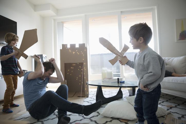 Фото №2 - Как воспитывать ребенка-Овна: 8 вещей, которые стоит знать