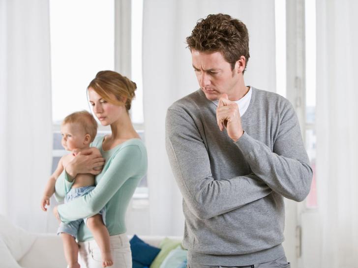 кого ребенок любит больше маму или папу