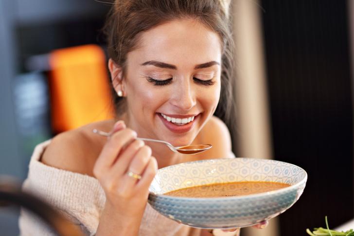Суп: польза и вред для организма