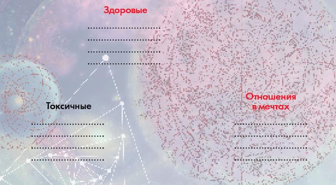Галактика отношений: как окружить себя теми, кто нам нужен