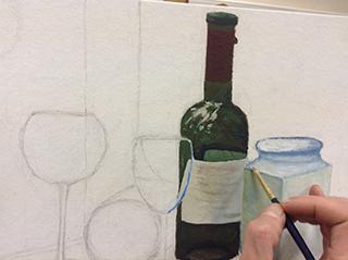 Как научить рисовать 6