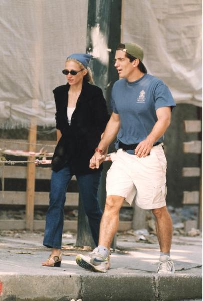 Фото №7 - Проклятые: все о лавстори Джона Кеннеди-младшего и Каролин Биссет, или как самая красивая пара девяностых сгинула в пучине обманов и измен