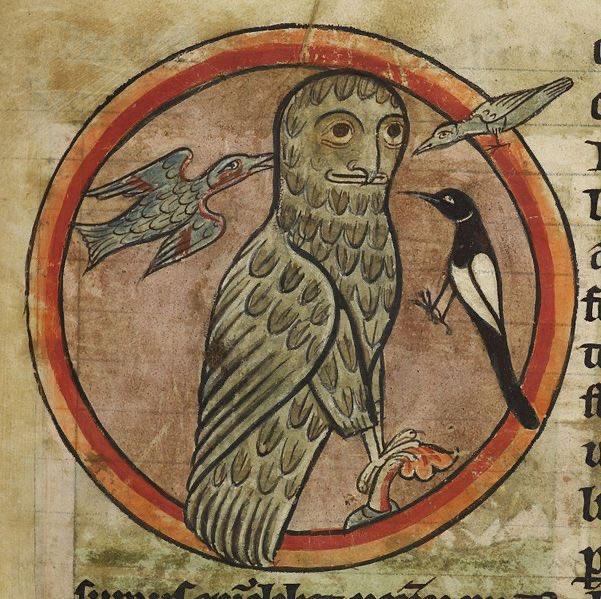 Фото №18 - Как в старину художники изображали животных, которых никогда не видели (25 странных существ)