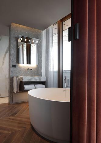 Фото №14 - Дизайнерский отель в Милане по проекту Vudafieri-Saverino Partners