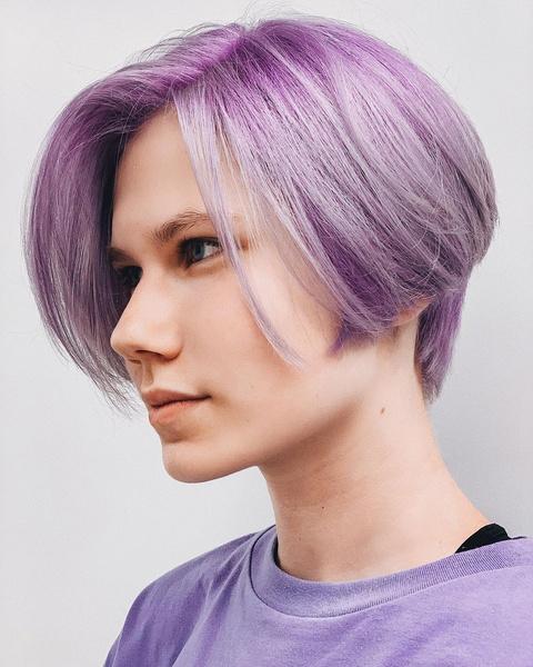 Фото №9 - Окрашивание для коротких волос: 10 идей