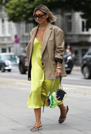 Фото №16 - Модная радуга: 10 самых смелых цветовых сочетаний, которые стоит попробовать