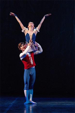 Фото №4 - Балет «Синяя птица» в Театре Н. Сац