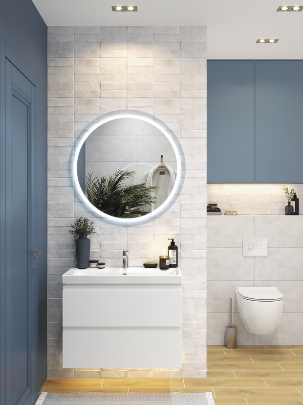 Фото №2 - Тренды 2021: ванная комната в стиле спа