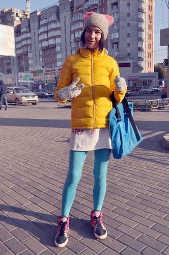 Фото №4 - Шапку надень! Необычные головные уборы новосибирцев