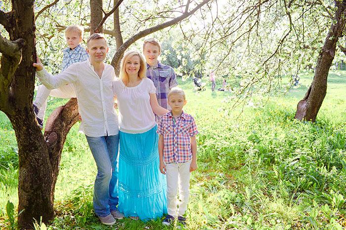 Фото №8 - 6 правил идеальной семейной фотосессии— советы профессионала
