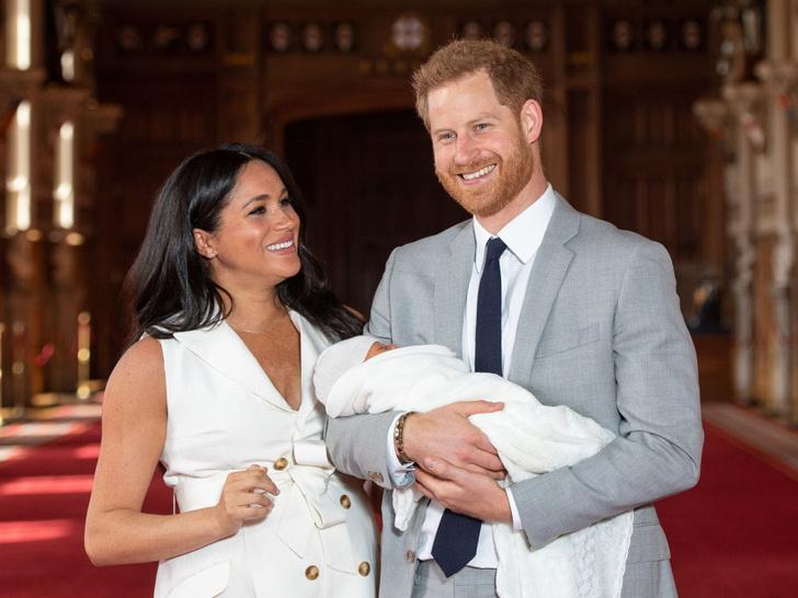 Фото №2 - До и после: как материнство изменило герцогиню Меган
