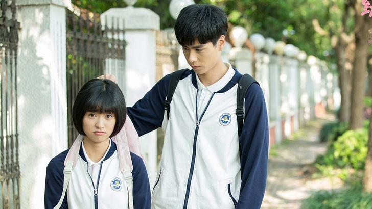Фото №11 - Лучшие китайские дорамы про школу и любовь 🥀📚