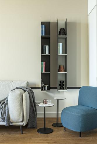Фото №5 - Минималистичный интерьер в теплых тонах для двухкомнатной квартиры