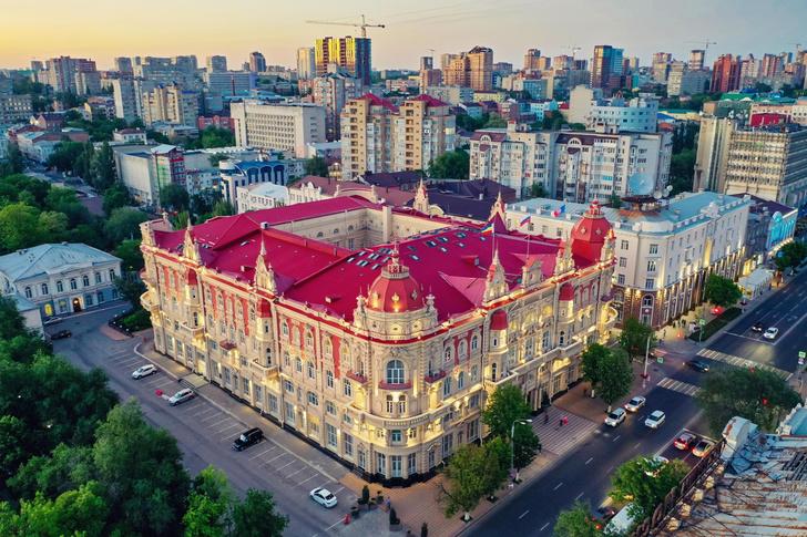 Фото №3 - Нескучная Россия: 5 причин провести выходные в Ростове-на-Дону