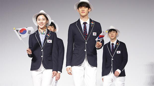 Фото №3 - Встречаем по одежке: форма олимпийских сборных в Рио