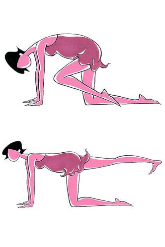 Фото №2 - Упражнения для снятия отеков при беременности