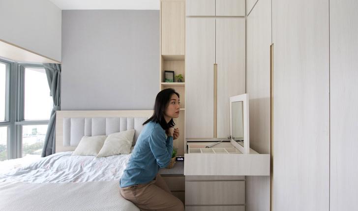 Фото №6 - Квартира-трансформер в Гонконге