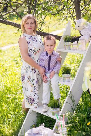 Фото №8 - Как провести первоклассную семейную фотосессию